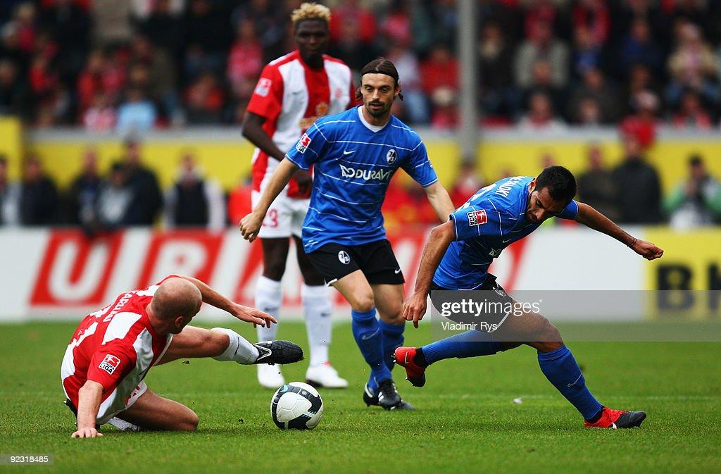 FSV Mainz 05 v SC Freiburg - Bundesliga