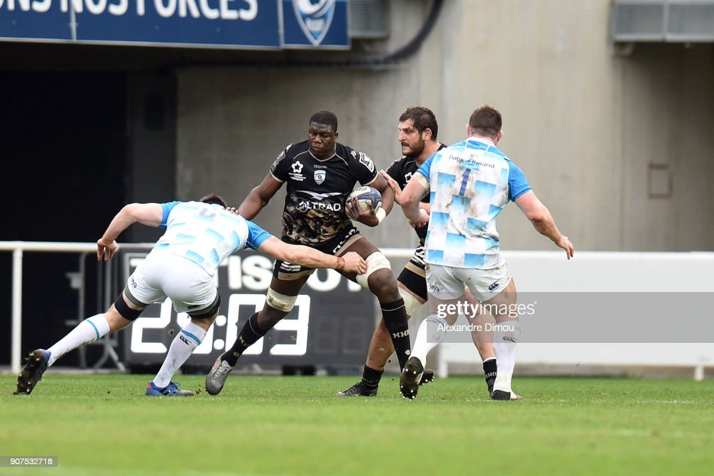 Montpellier v Leinster - Champions Cup