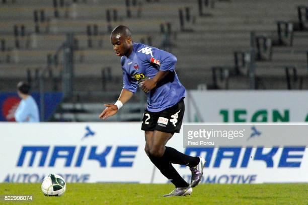 Yacouba SYLLA Evian Thonon Gaillard / Clermont Foot 27eme journee de Ligue 2