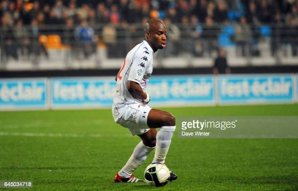 Yacouba SYLLA Troyes / Clermont 29e journee Ligue 2 Photo Dave Winter / Icon Sport