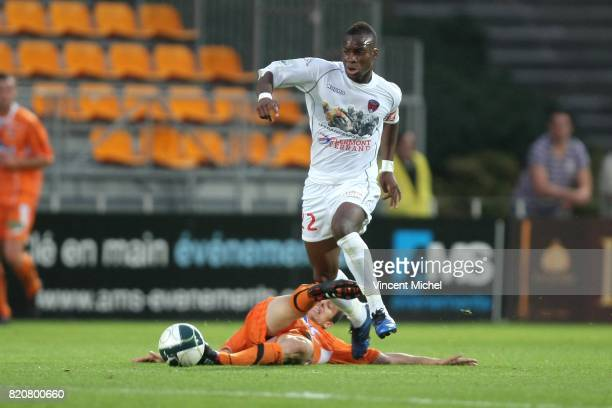 Yacouba SYLLA Laval / Clermont 1ere journee Ligue 2