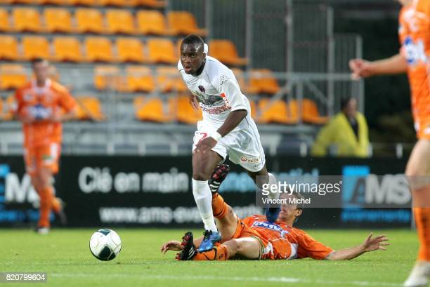Yacouba SYLLA / Anthony LOSILLA Laval / Clermont 1ere journee Ligue 2