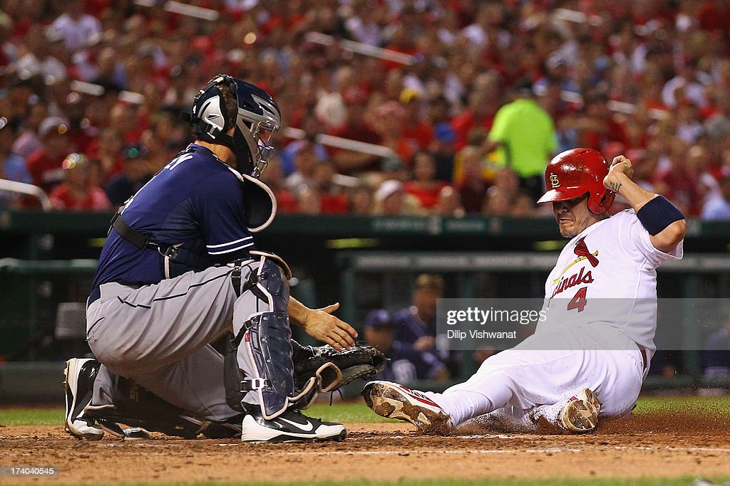 San Diego Padres v St. Louis Cardinals : News Photo