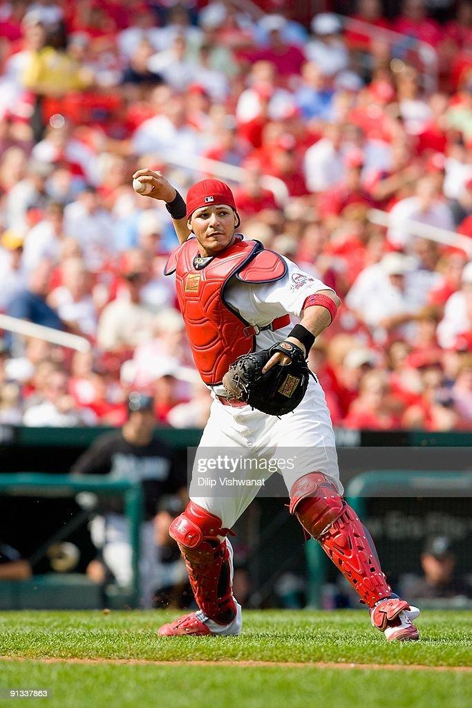 Florida Marlins v St. Louis Cardinals