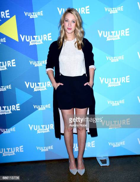 Yael Grobglas attends the Jane The Virgin Screening during the Vulture Festival at Milk Studios on May 20 2017 in New York City