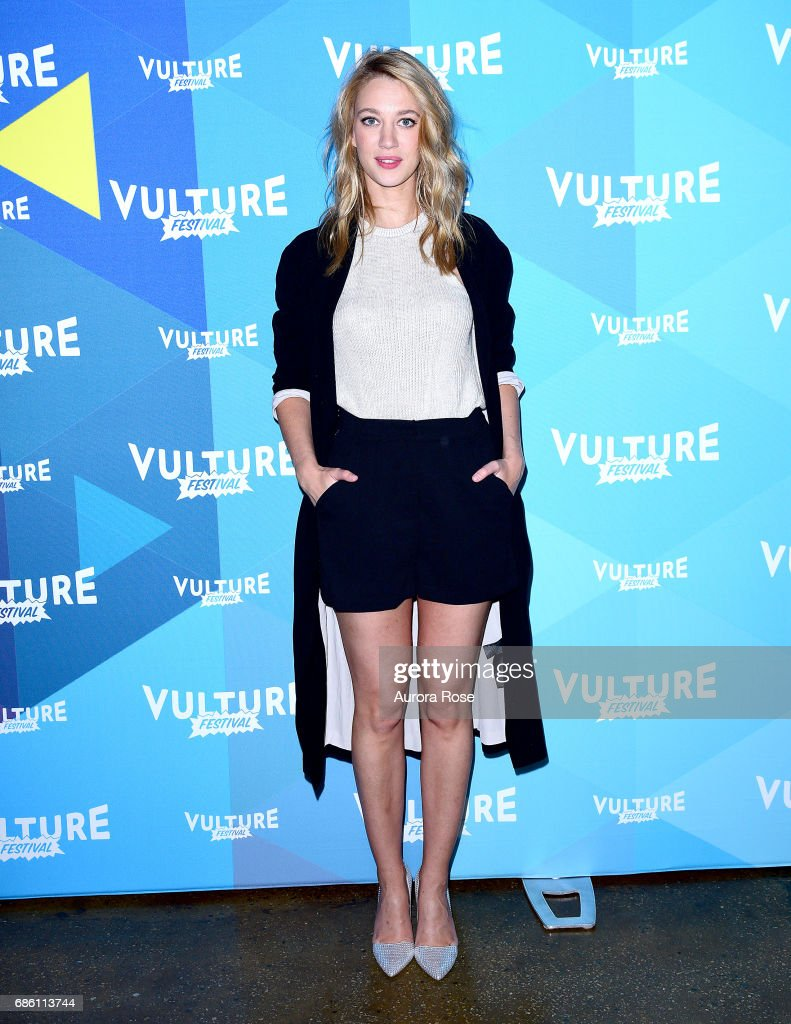 Yael Grobglas attends the 'Jane The Virgin' Screening during the Vulture Festival at Milk Studios on May 20, 2017 in New York City.