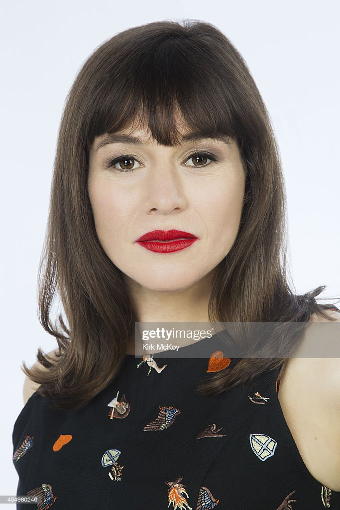 Yael Stone is photographed for Los Angeles Times on August 25, 2014 in Los Angeles, California. PUBLISHED IMAGE.