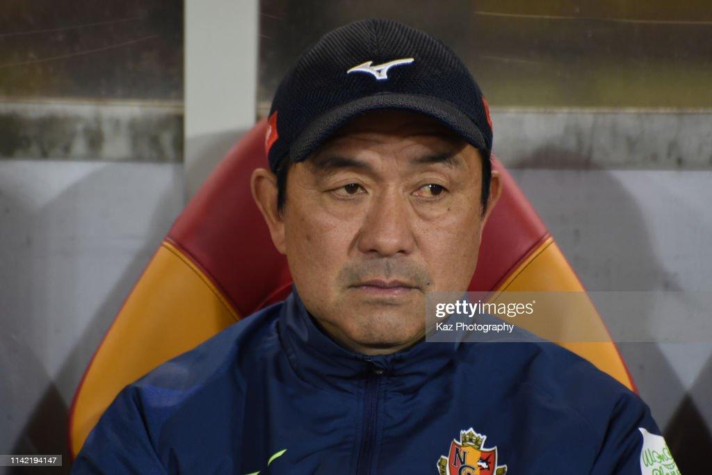 Nagoya Grampus v Cerezo Osaka - J.League Levain Cup Group B : ニュース写真