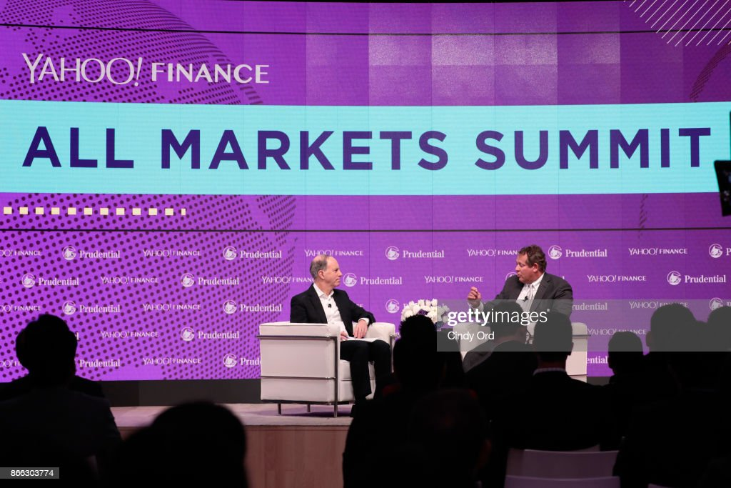Yahoo Finance All Markets Summit : News Photo