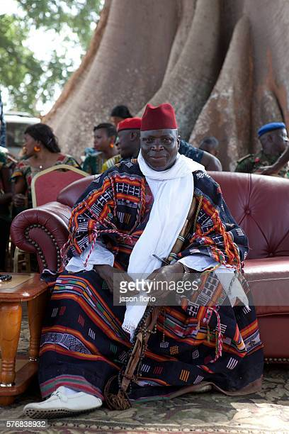 Yahya AbdulAziz Jemus Junkung Jammeh is the president of the Gambia As a young army officer he took power in a July 1994 military coup and was...