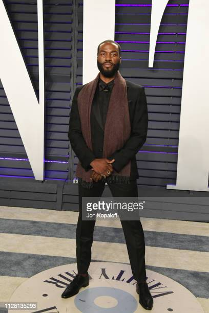 Yahya AbdulMateen II attends the 2019 Vanity Fair Oscar Party hosted by Radhika Jones at Wallis Annenberg Center for the Performing Arts on February...