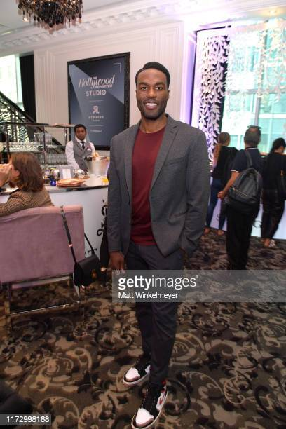 Yahya AbdulMateen II attends The Hollywood Reporter TIFF Studio presented by St Regis MAC and Martell at The St Regis Toronto on September 07 2019 in...