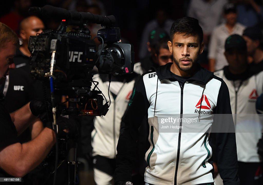 UFC 192: Cormier v Gustafsson