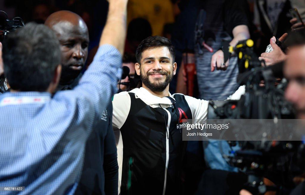 UFC 211: Edgar v Rodriguez : Nieuwsfoto's