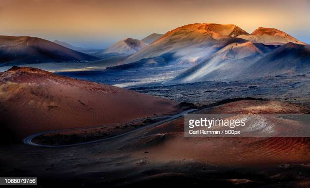 yaiza, spain - lanzarote stock pictures, royalty-free photos & images