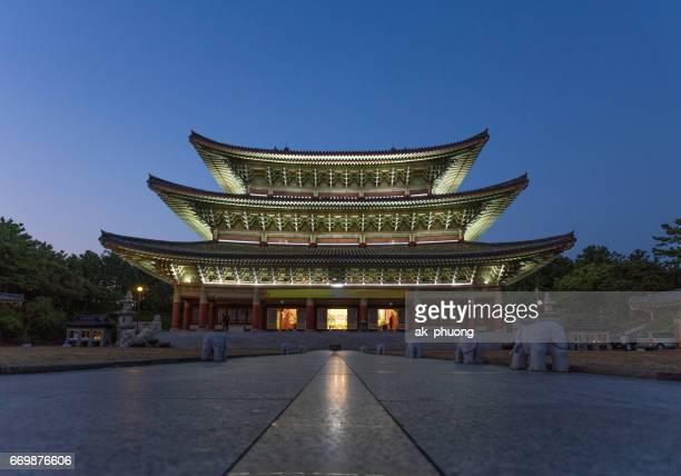 Yakchunsa temple, Jeju Korea