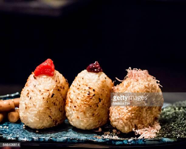 Yaki Onigiri Grilled Rice Ball