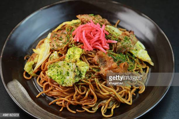 Yakisoba (Pan-fried noodles)