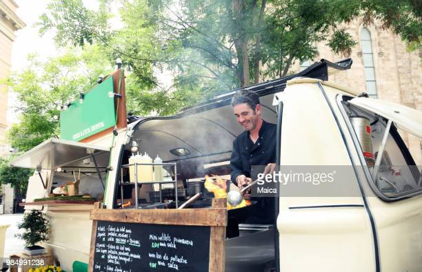 yakisoba street food - music festival stock pictures, royalty-free photos & images
