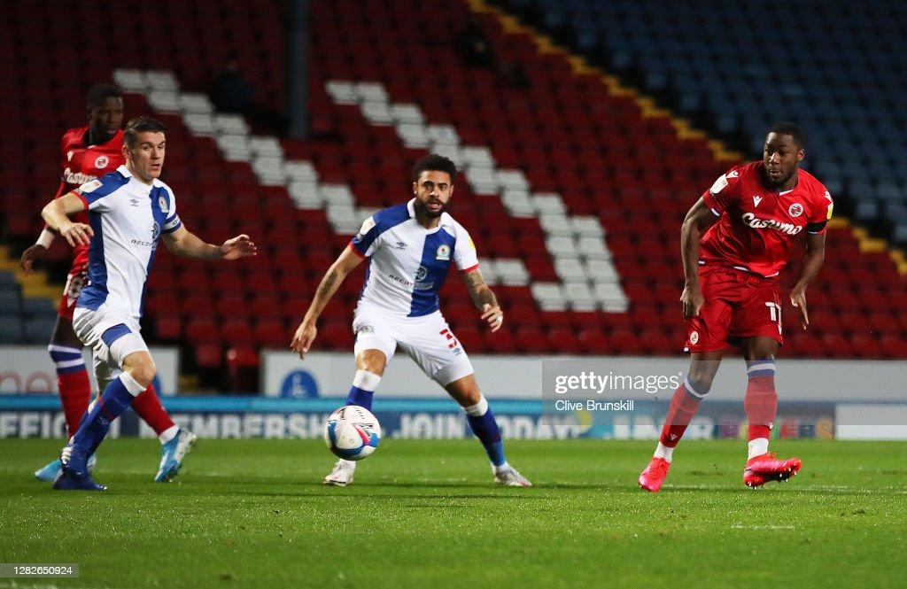 Blackburn Rovers v Reading - Sky Bet Championship : News Photo
