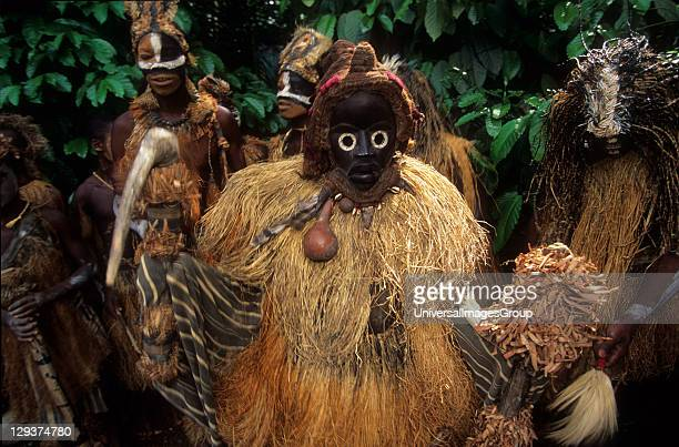 Yakouba Tribal Dance Ivory Coast Traditional Dance
