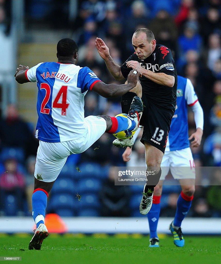 Blackburn Rovers v Fulham - Premier League