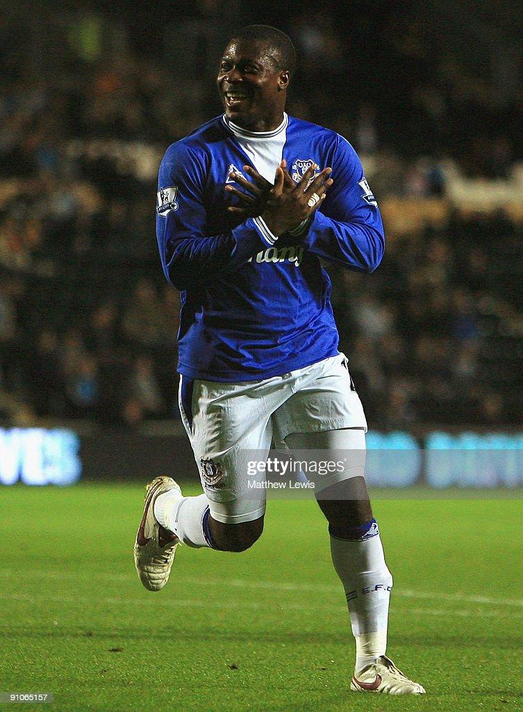 Hull City v Everton - Carling Cup