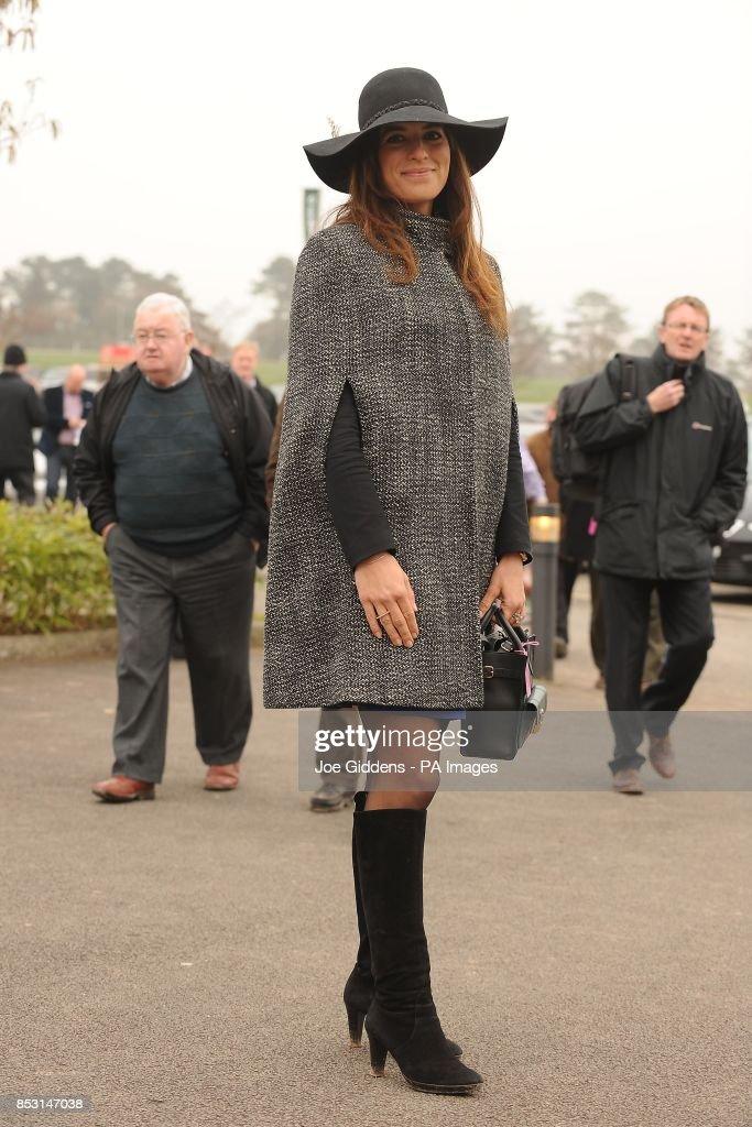 horse racing 2014 cheltenham festival ladies day cheltenham racecourse news photo