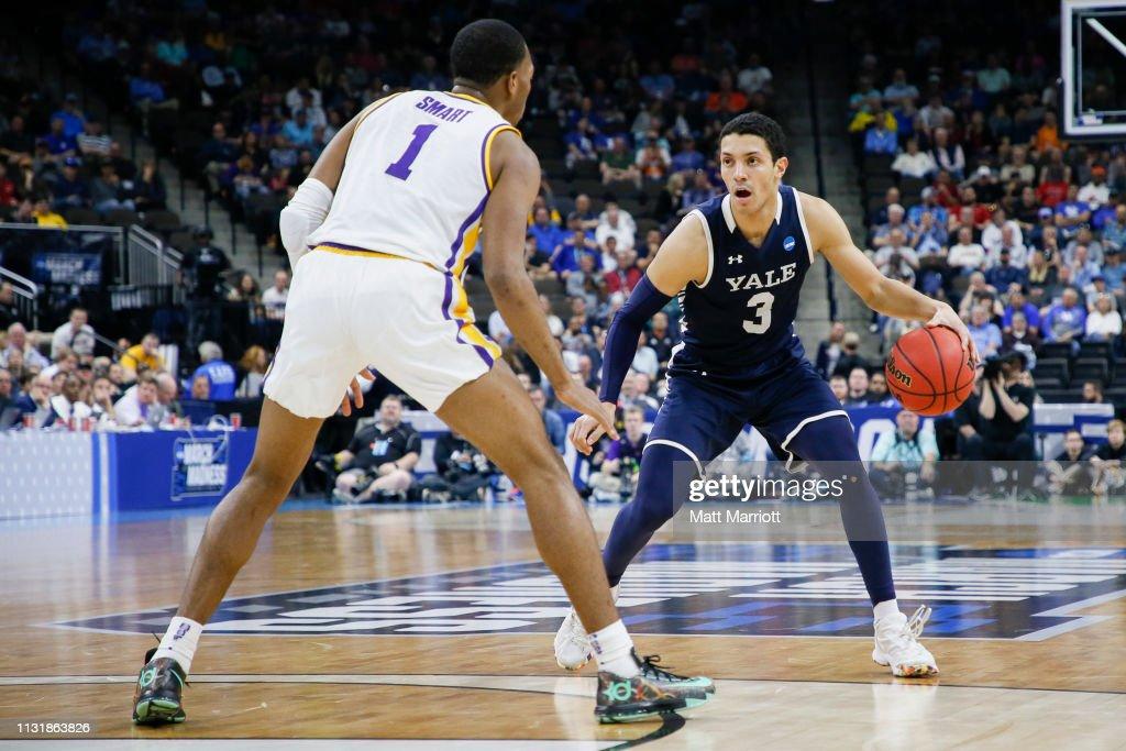 NCAA Basketball Tournament - First Round - Jacksonville : News Photo