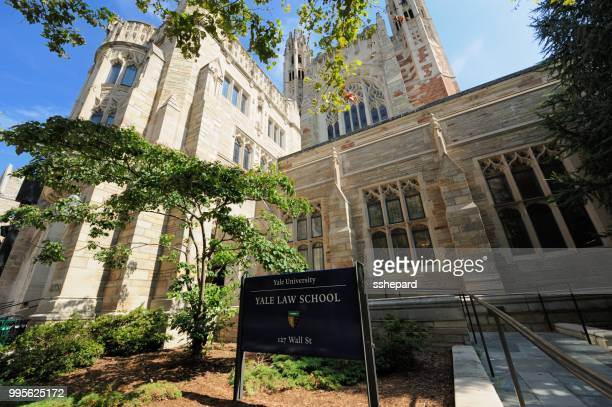 yale law school - yale university stock pictures, royalty-free photos & images