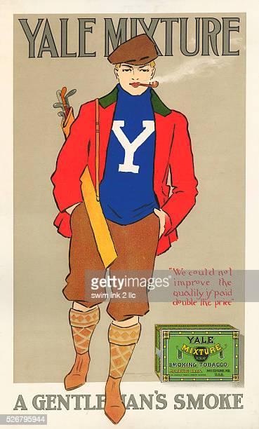 A Gentleman's Smoke Poster