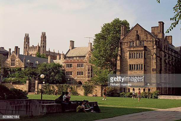 yale university - yale university stock pictures, royalty-free photos & images