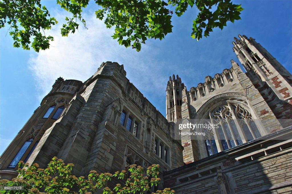 Yale University : Stock Photo