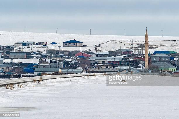 Yalinkaya Village, kars