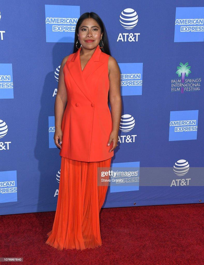 30th Annual Palm Springs International Film Festival Film Awards Gala - Arrivals : News Photo