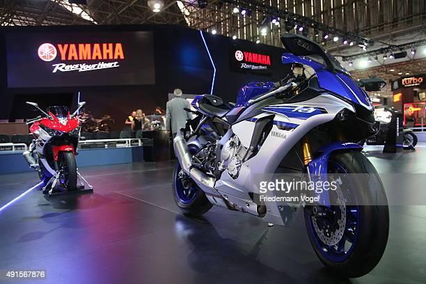 Yamaha At Salao Duas Rodas Pictures and Photos |