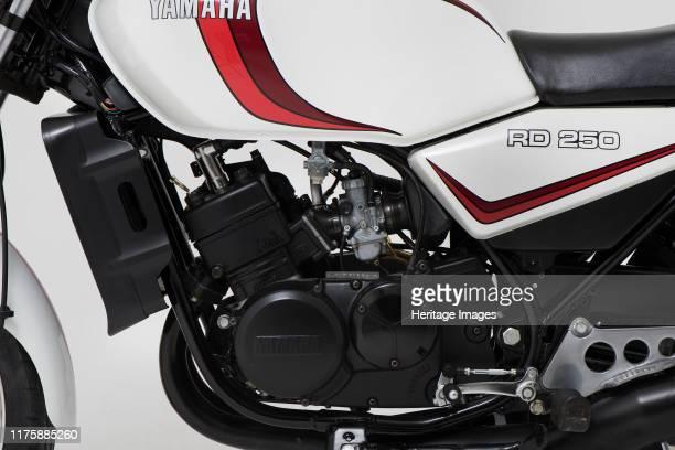 Yamaha RD250 LC.