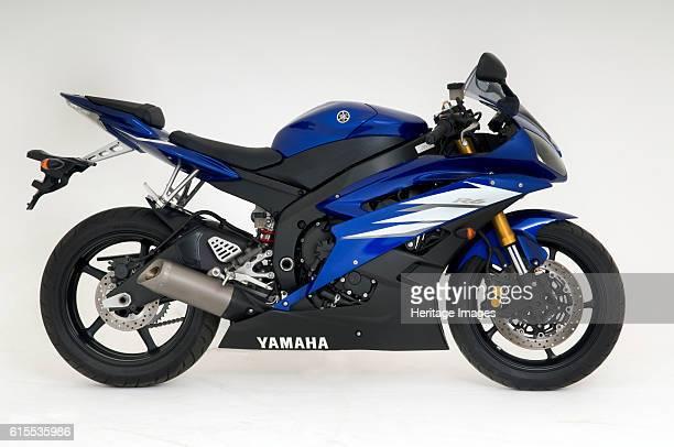 Yamaha YZF-R6R. Artist Unknown.