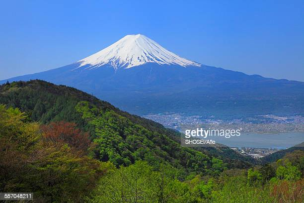 yamanashi prefecture, japan - 山梨県 ストックフォトと画像
