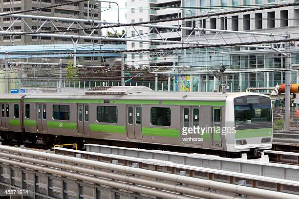 山の手線、東京の鉄道、日本