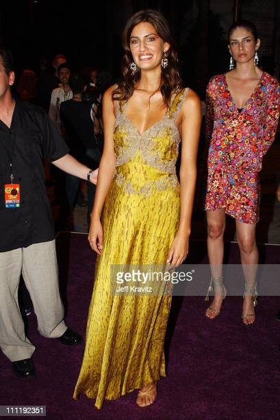Yamila DiazRahi during MTV Video Music Awards Latinoamerica 2002 Arrivals at Jackie Gleason Theater in Miami FL United States