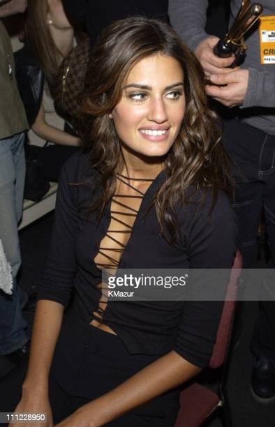 Yamila DiazRahi Sports Illustrated's Swimsuit 2002 Cover Supermodel gets her hair done in the dressing room