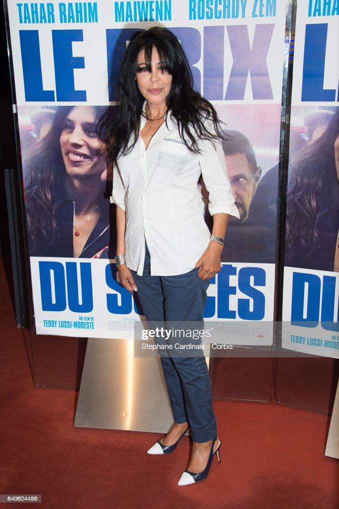 """""""Le Prix Du Success"""" Paris Premiere At UGC Les Halles"""