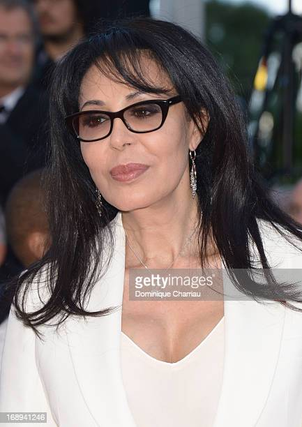 Yamina Benguigui attends the Premiere of 'Le Passe' during The 66th Annual Cannes Film Festival at Palais des Festivals on May 17 2013 in Cannes...