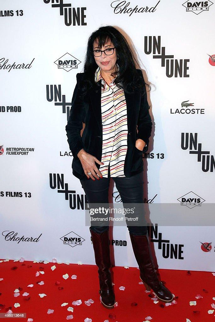 """""""Un + Une"""" Paris Premiere At UGC Normandie In Paris"""