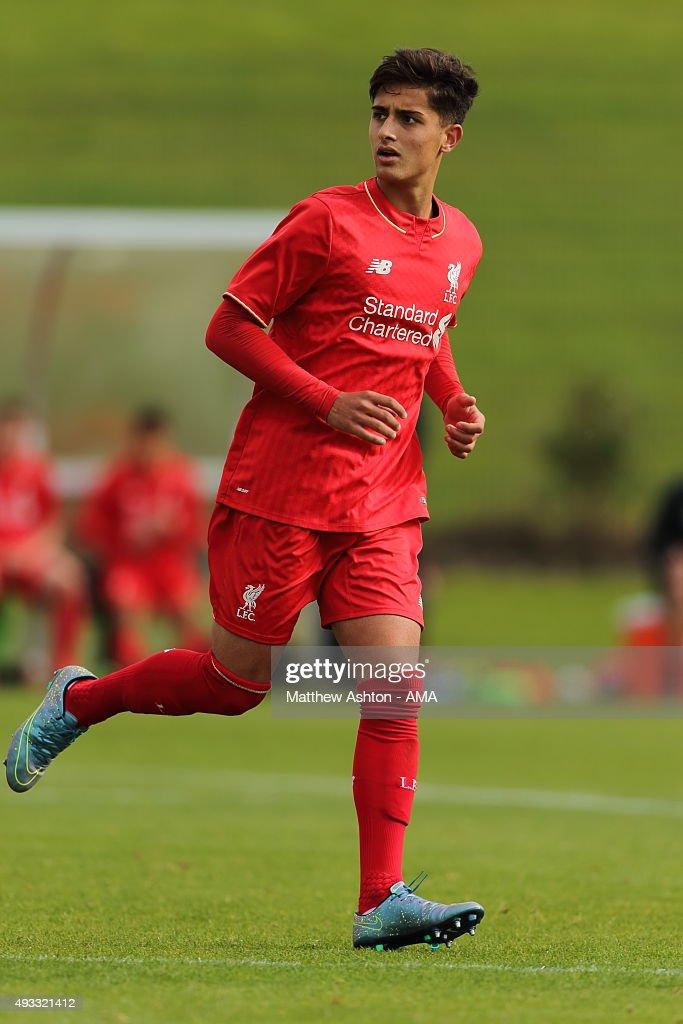 West Bromwich Albion v Liverpool -  U18 Premier League : News Photo