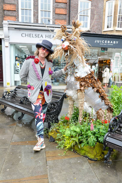 GBR: Kensington And Chelsea Festival 2021 - Press Preview