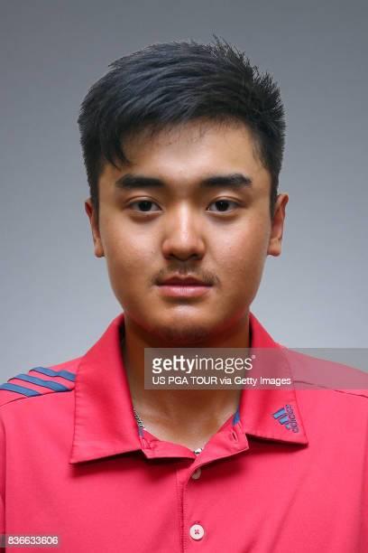 Yan Wei Liu current official PGA TOUR headshot