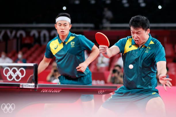 JPN: Table Tennis - Olympics: Day 10