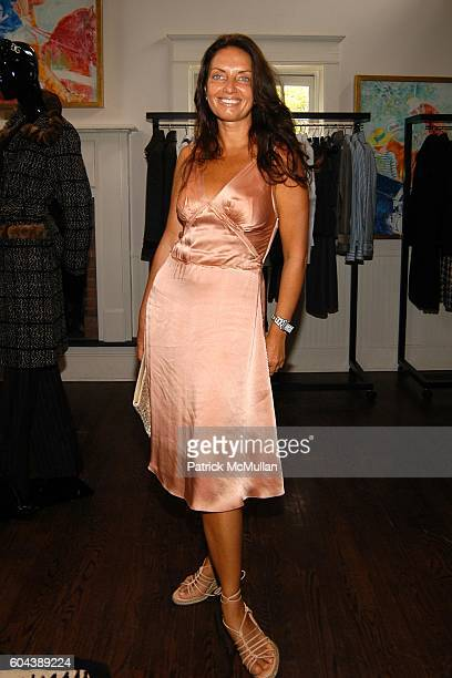 Yana Balan attends DOLCE GABBANA Benefit Luncheon hosted by Jessica Seinfeld Claude Wasserstein and Stephanie Winston Wolkoff for BABY BUGGY at NELLO...